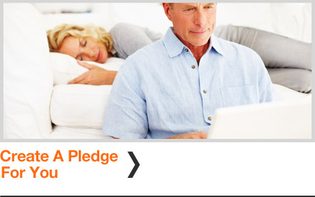 Create A Pledge For You
